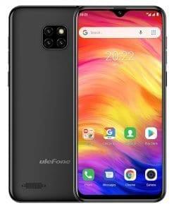 Ulefone Note 7 6.1 inch Triple Rear Camera 3500mAh 1GB RAM 16GB ROM MT6580A Quad core 3G Smartphone